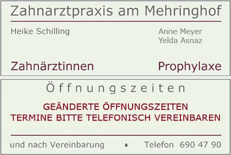 zahnärzte berlin Kreuzberg Praxisschild